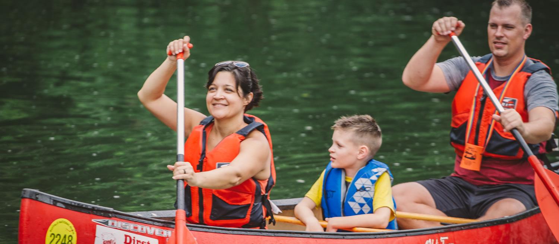 Dirst Canoe Rental & Log Cabins