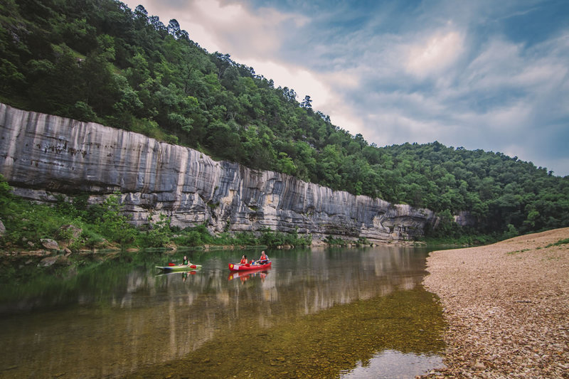 4 Reasons to Canoe the Buffalo National River with Dirst Canoe Rentals
