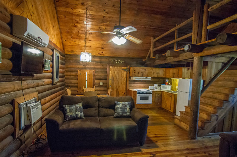 Come Stay and Play at Dirst Canoe Rental & Log Cabins