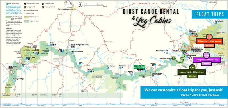 4 Tips For Stress Free Camping On The Lower Buffalo Dirst Canoe